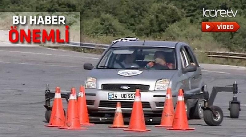 güvenli sürüş eğitimi