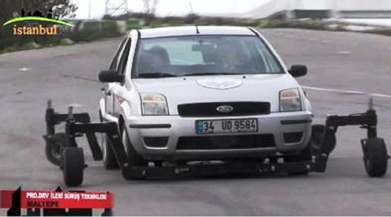 ileri ve güvenli sürüş teknikler eğitimi